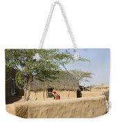 Skn 1401 Rural Background Weekender Tote Bag