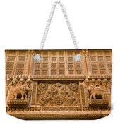 Skn 1657 Wall Architecture Weekender Tote Bag