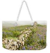 Skomer Wildflowers Weekender Tote Bag