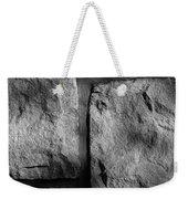 Skc 0167 Textures And Lines Weekender Tote Bag