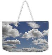 Skc 0328 The June Clouds Weekender Tote Bag