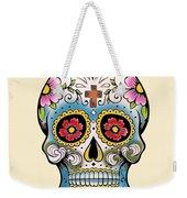 Skull 10 Weekender Tote Bag