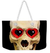 Skull Art - Day Of The Dead 2 Weekender Tote Bag