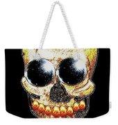 Skull Art In A Surrealism Definition Weekender Tote Bag