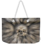 Skull - Fear And Trembling  Weekender Tote Bag