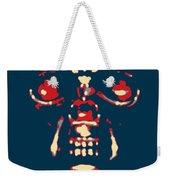 Skull In Hope Weekender Tote Bag