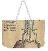 Skull Operation, 1517 Weekender Tote Bag