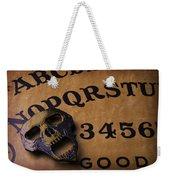 Skull Planchette Weekender Tote Bag