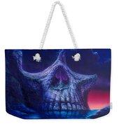 Skull Point Weekender Tote Bag