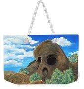 Skull Rock Weekender Tote Bag