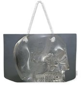 Skull Rock Crystal Weekender Tote Bag