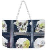 Skulls In The Crypt Weekender Tote Bag