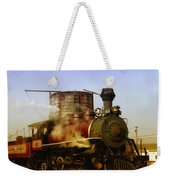 Skunk Train Weekender Tote Bag