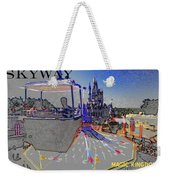 Skway Magic Kingdom Weekender Tote Bag