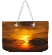 Sky Abstract Weekender Tote Bag