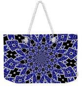 Sky Blue 1 Weekender Tote Bag