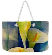Sky Breeze Weekender Tote Bag
