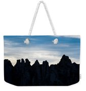Sky Castles - The Mojave Weekender Tote Bag