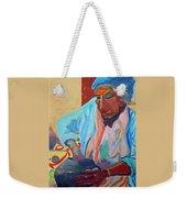Sky City - Marie Weekender Tote Bag