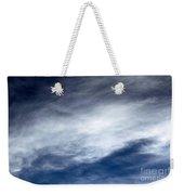 Sky Clouds Weekender Tote Bag