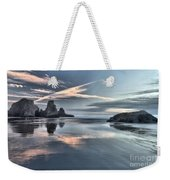 Sky Crosses Weekender Tote Bag