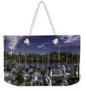Sky Embrace Weekender Tote Bag