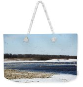 Sky Full Of Ducks Weekender Tote Bag