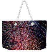 Sky Full Of Fireworks Weekender Tote Bag