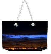 Sky Layers Weekender Tote Bag