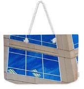 Sky Light Weekender Tote Bag