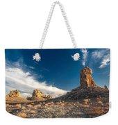 Sky Masters - Trona Pinnacles Weekender Tote Bag