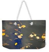Sky Of Leaves Weekender Tote Bag
