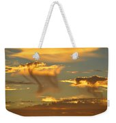 Sky Of Snakes Weekender Tote Bag