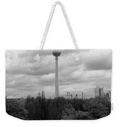 Sky Over Berlin Weekender Tote Bag
