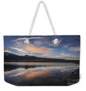 Sky Painting Weekender Tote Bag