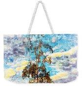 Sky Tree Weekender Tote Bag