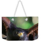 Sky Wolf Weekender Tote Bag