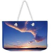Sky Wonders Weekender Tote Bag