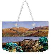 Skye Fishing Pots Weekender Tote Bag