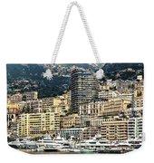Skyline Weekender Tote Bag