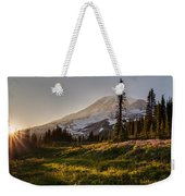 Skyline Meadows Sunstar Weekender Tote Bag