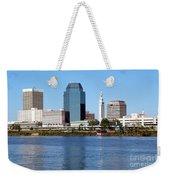 Skyline Of Springfield Weekender Tote Bag