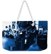 Skynyrd #5 Crop 1 In Blue Weekender Tote Bag