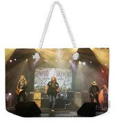 Skynyrd-group-7063 Weekender Tote Bag