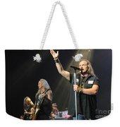 Skynyrd-group-7229 Weekender Tote Bag