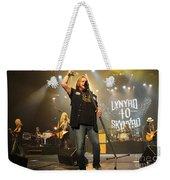 Skynyrd-group-7320 Weekender Tote Bag