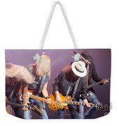 Skynyrd-group-7638 Weekender Tote Bag