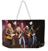 Skynyrd-group-7642 Weekender Tote Bag
