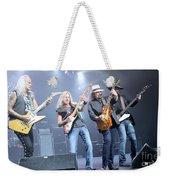 Skynyrd-group-7643 Weekender Tote Bag