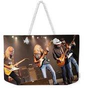 Skynyrd-group-7668 Weekender Tote Bag